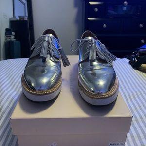 Platinum Oxfords